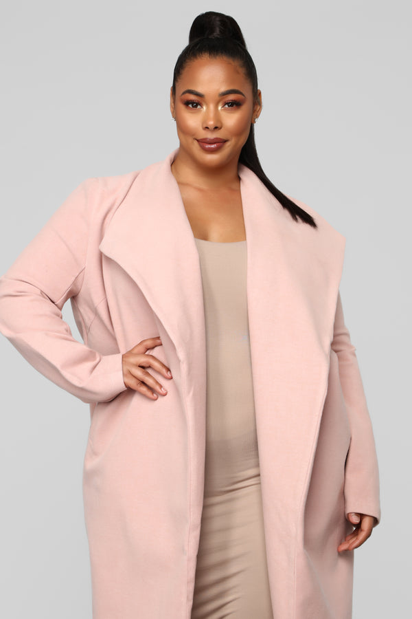 00d881102cc Kamela Coat - Blush