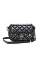 Tres Chic Crossbody Bag - Black