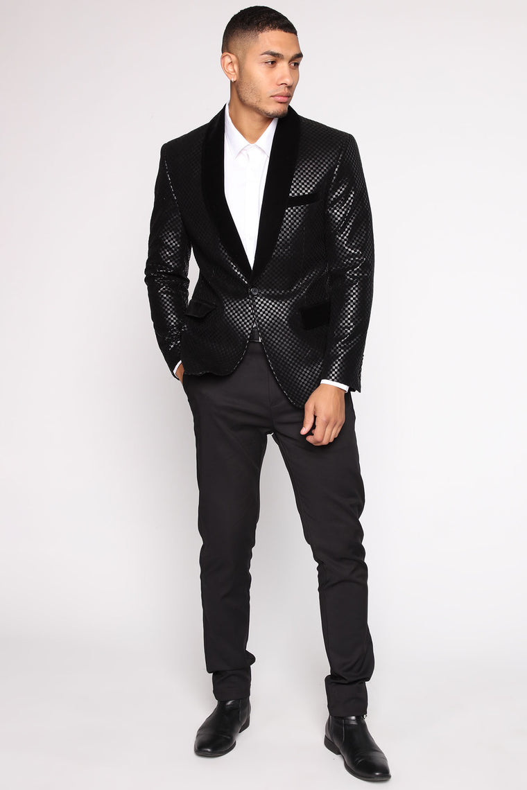 Fresh And Clean Blazer - Black