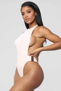 It's An Obsession Swimsuit - Blush