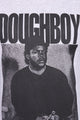 Doughboy Long Sleeve Tee - Heather/Combo