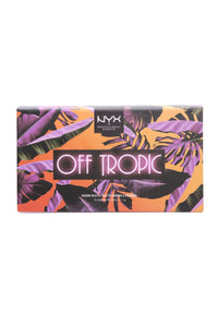 NYX Pro Makeup Off Tropic Shifting Sand Palette - MultiColor Angle 3