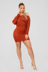 32aa2ed88c9 crazy-in-love-sweater-dress---rust by fashion-