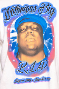Rip Biggie Special Edition Tee - White/combo