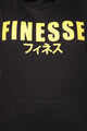 It Takes Finesse Hoodie - Black
