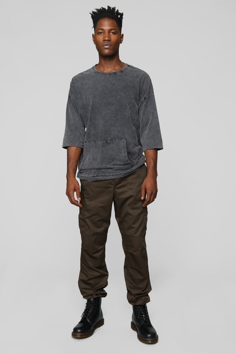 Knox Cargo Pants - Brown