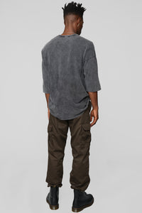 Knox Cargo Pants - Brown Angle 6