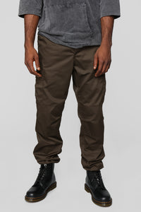 Knox Cargo Pants - Brown Angle 3