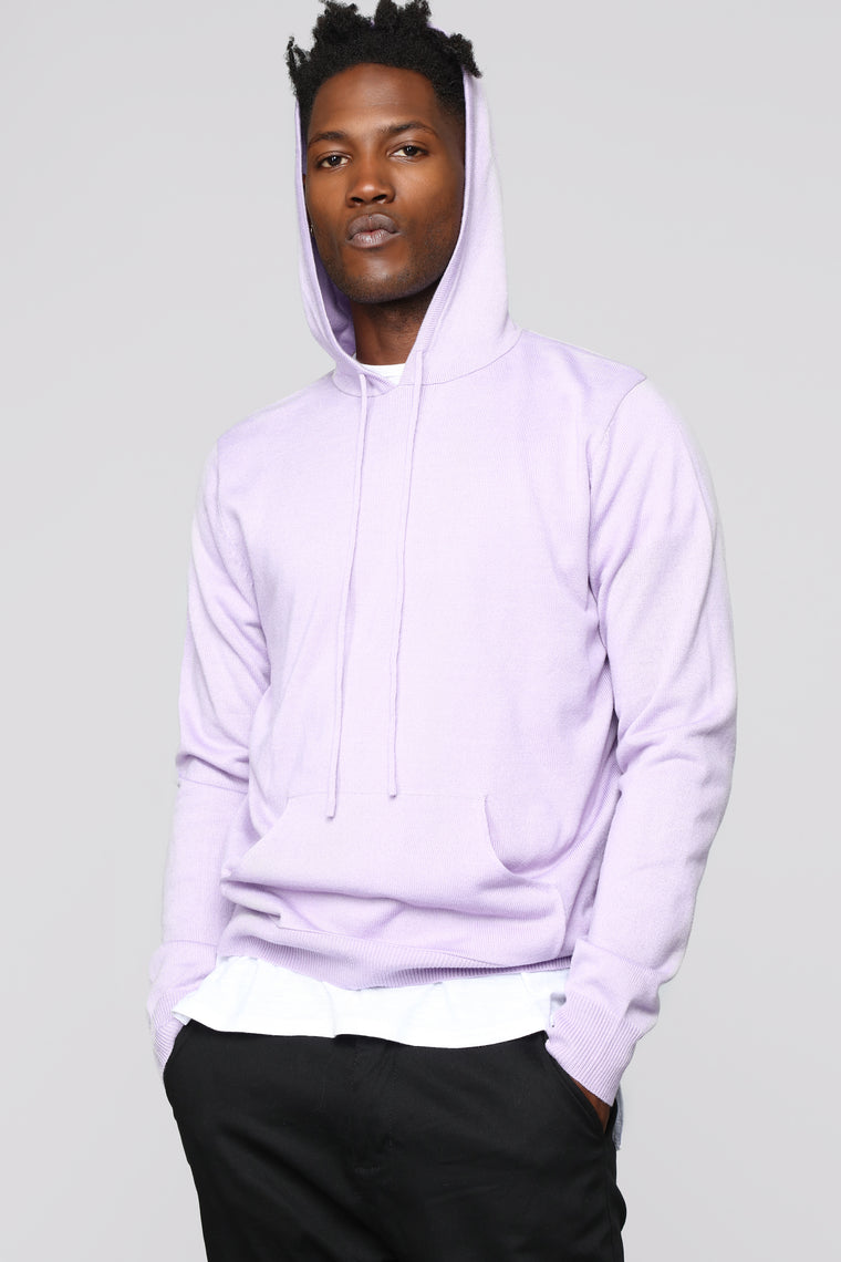 Lenox Pullover Sweater - Purple