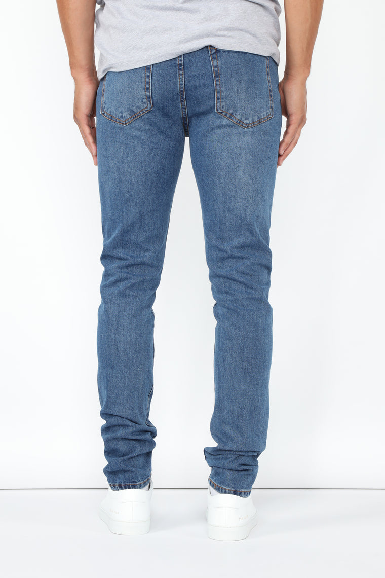 Cornell Skinny Jeans - Medium Blue Wash