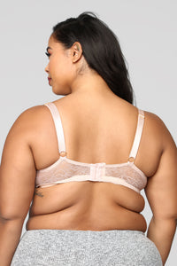 Seeing Double Bra Set - Rose/Combo
