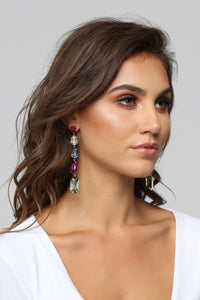 Beauty Like You Earrings - Multi