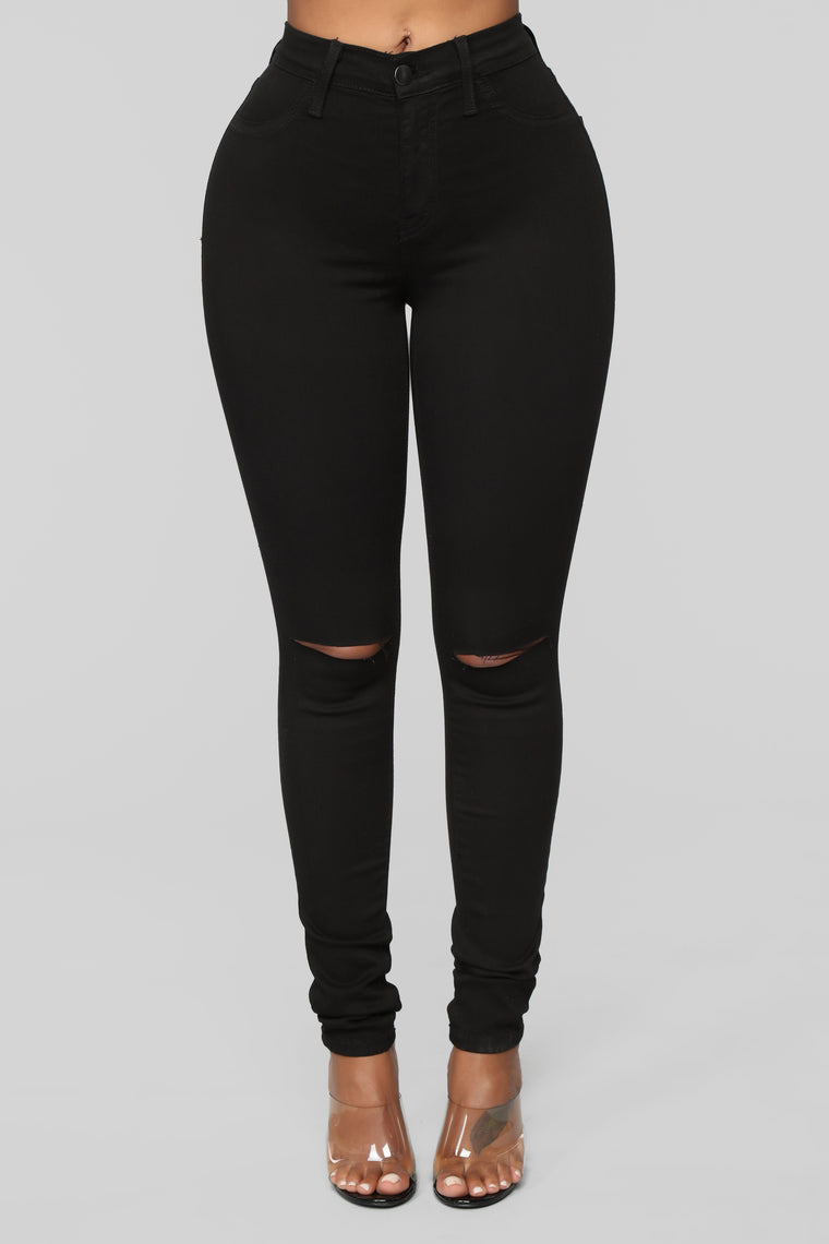 Canopy Jeans - Black