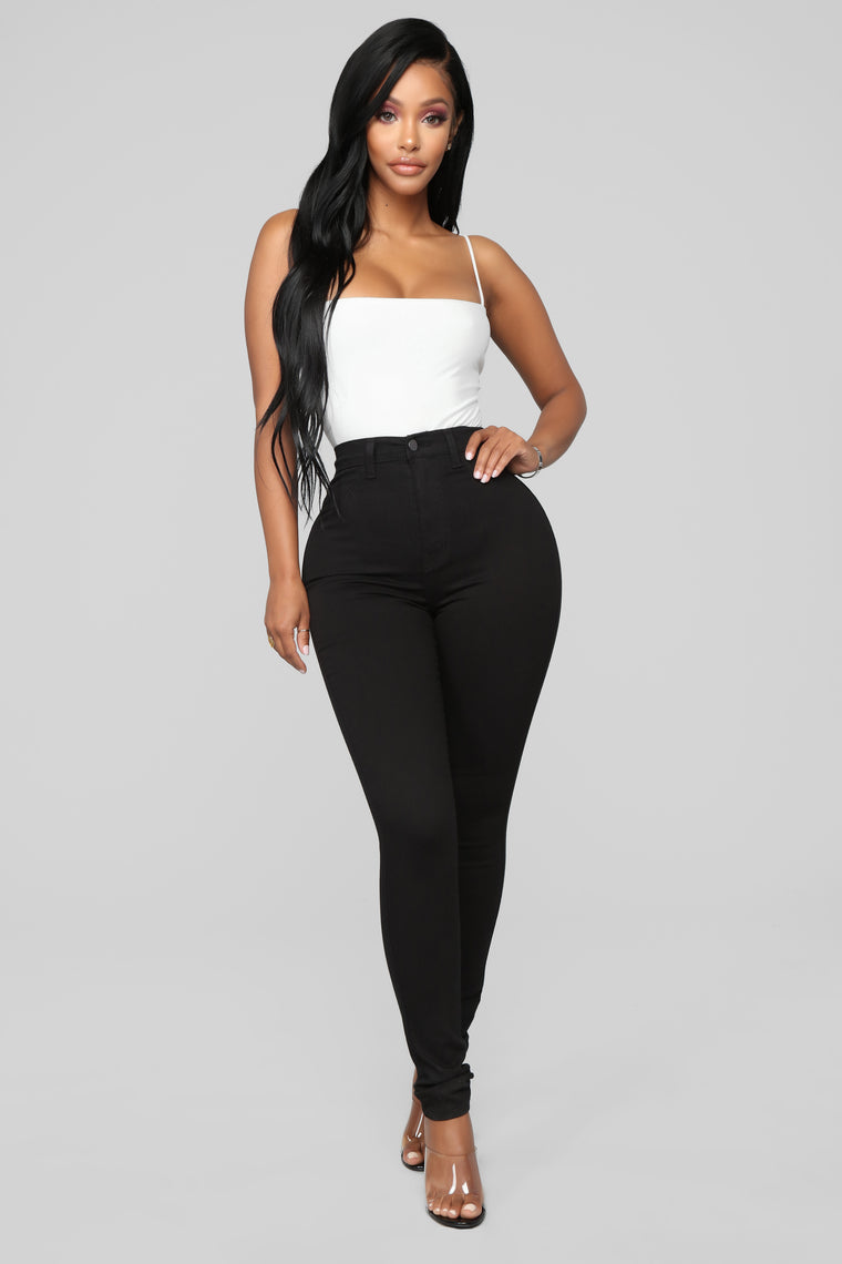 51d7698953 Perfectly Classic Jeans - Black