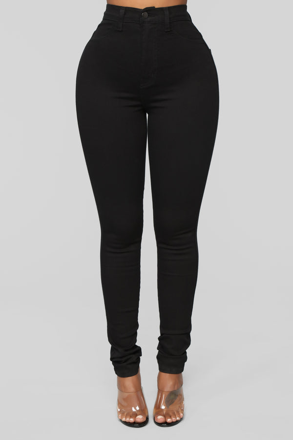 0d802628dffb5d Perfectly Classic Jeans - Black