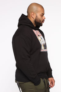 The World Is Yours Hoodie - Black/combo