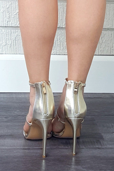 California Dreamin' Heel - Gold