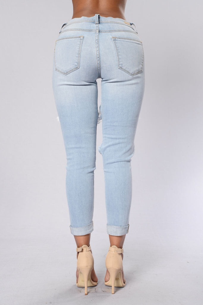 Benny Boyfriend Jeans - Light