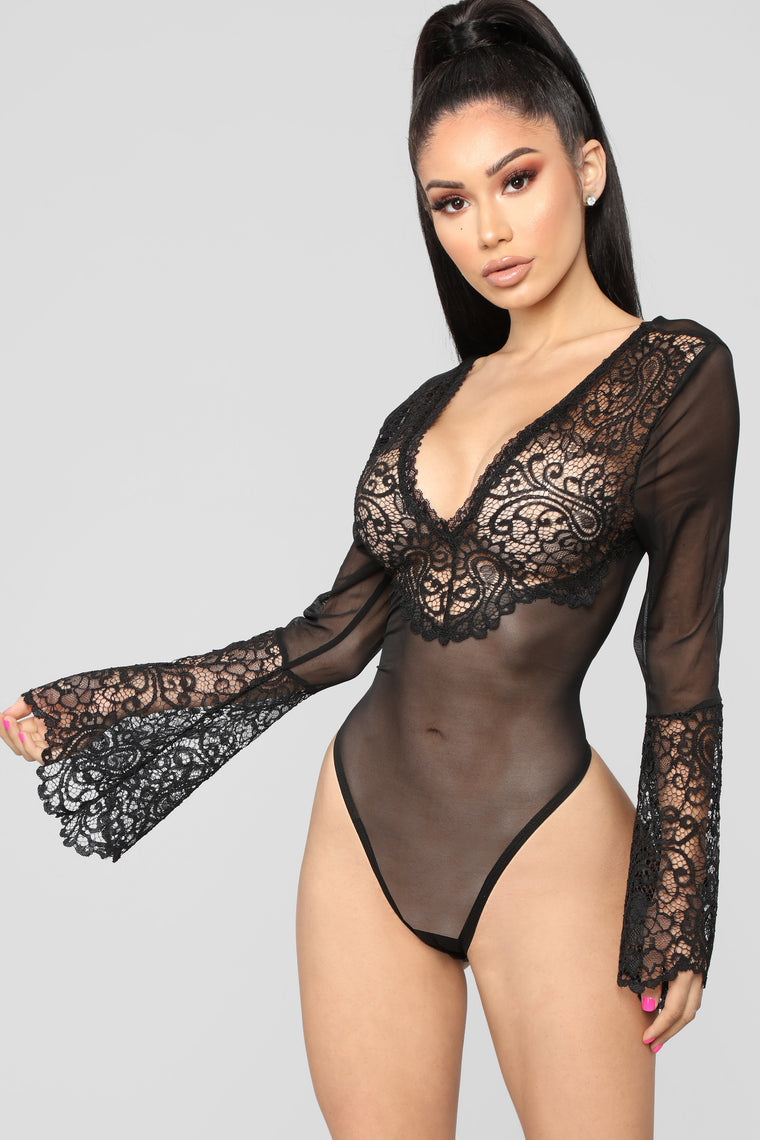 Delicate Touch Teddy - Black