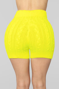 Figueroa Set - Neon Yellow
