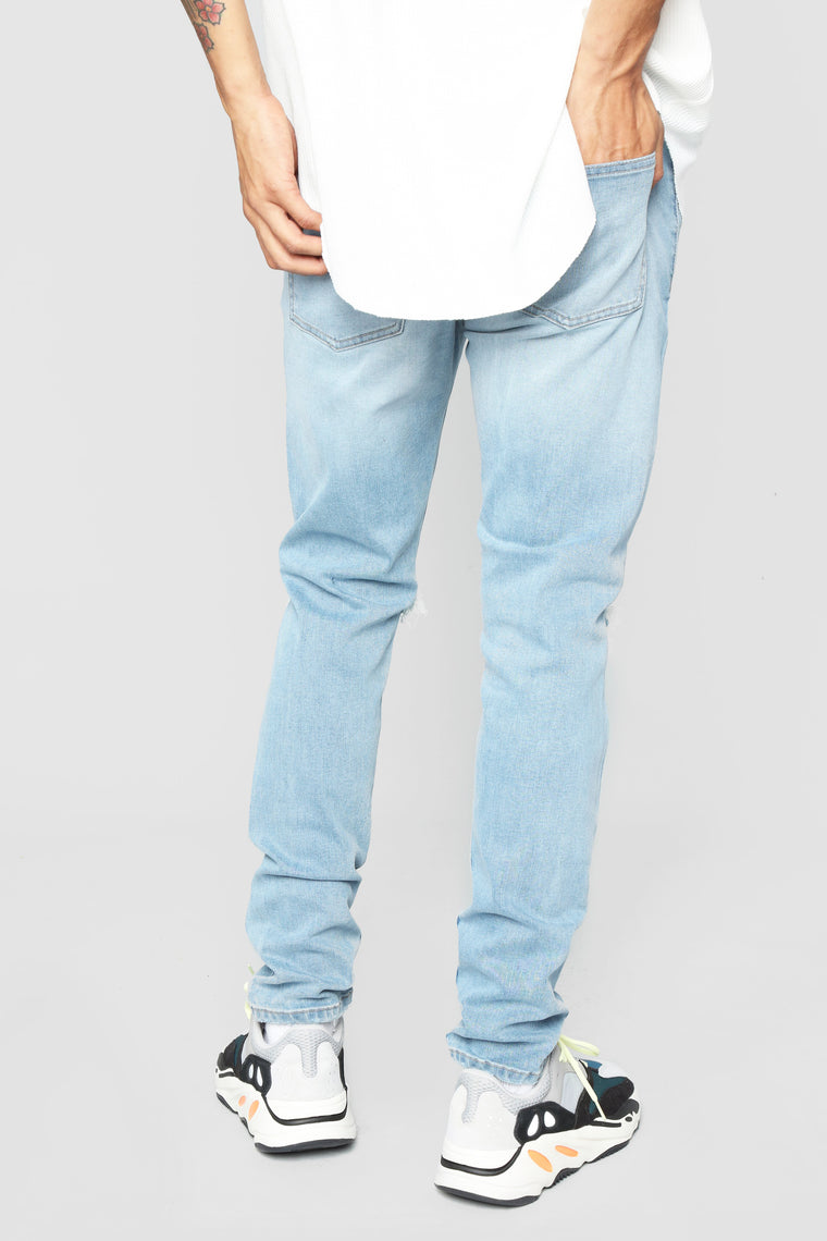 Hydraulics Skinny Jeans - Medium Wash