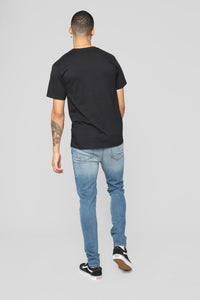 Another World Short Sleeve - Black