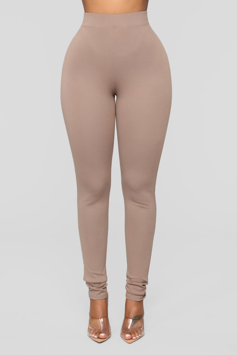 Almost Everyday Leggings - Mocha