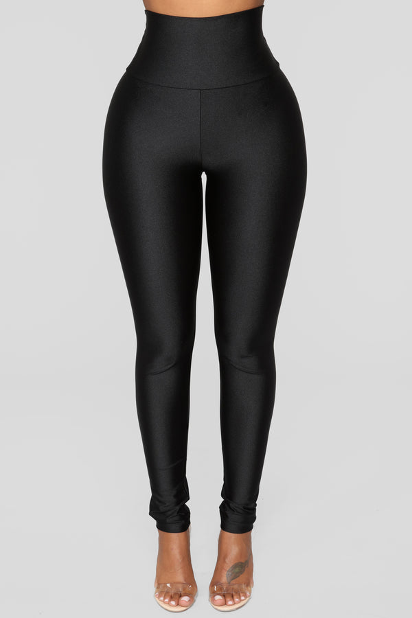 295fc1065f6c6 Brianne High Rise Leggings - Black