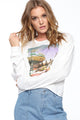 Mels Long Sleeve T Shirt - White