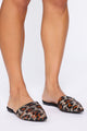 No Mo Problems Flats - Leopard