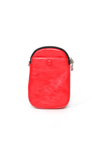 Powerful Person Crossbody - Red