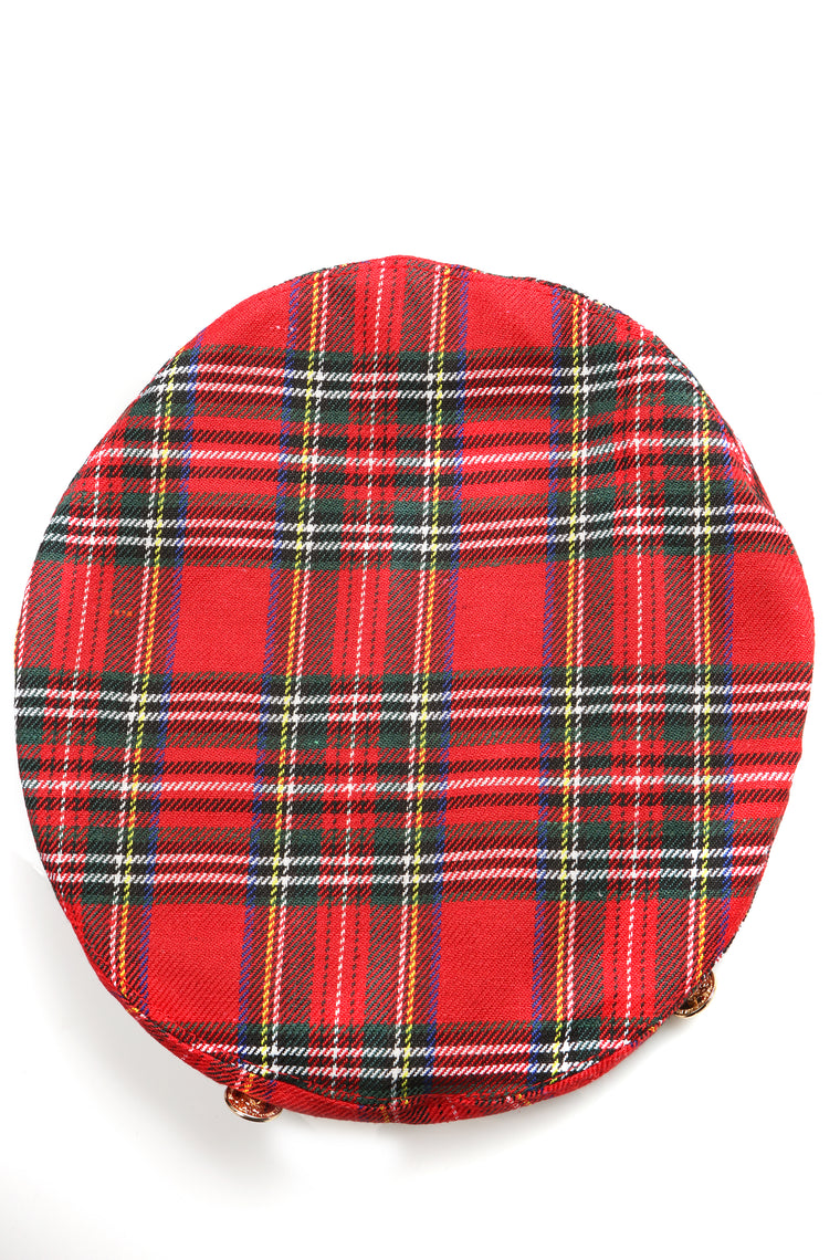 Game Changer Beret - Red