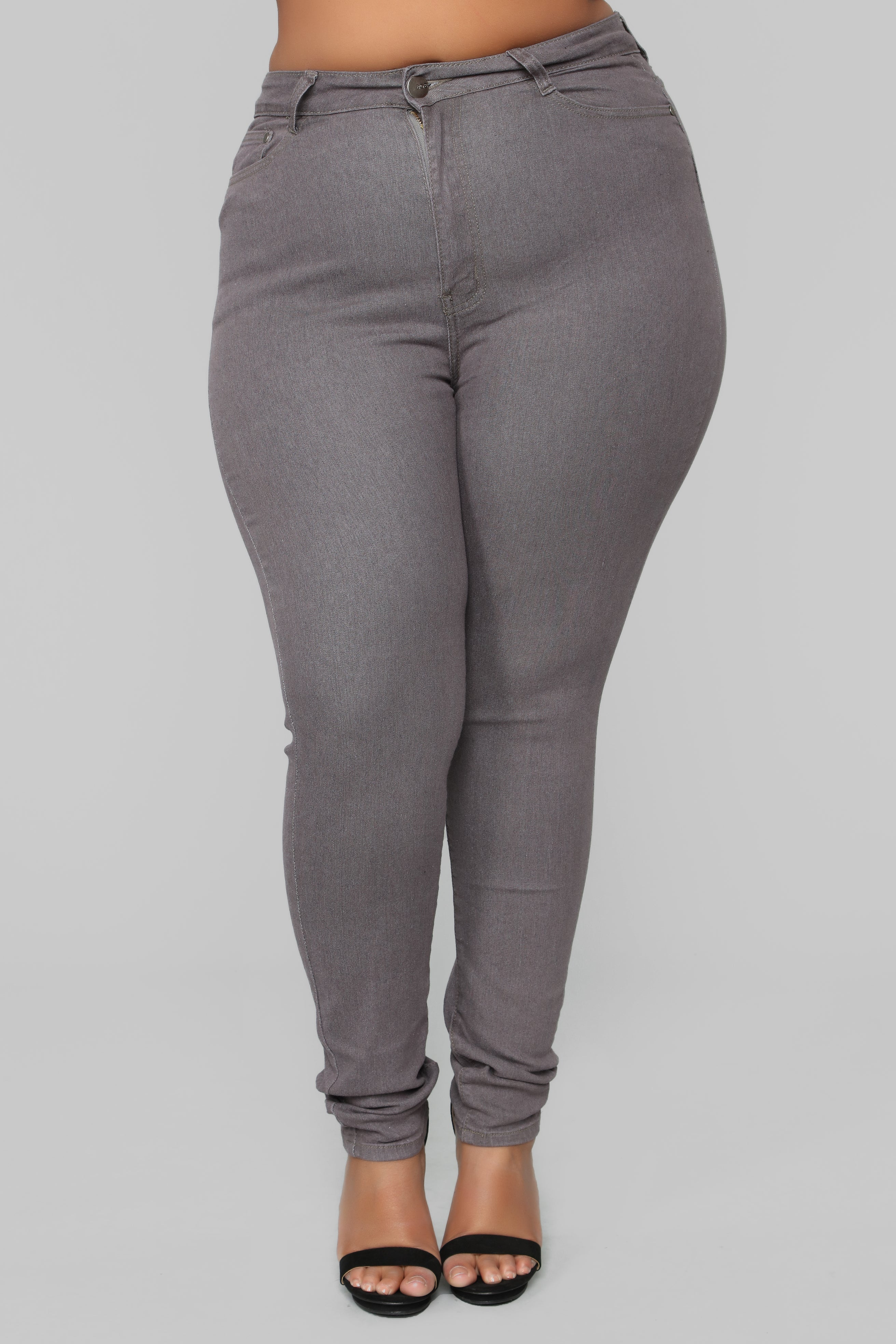 7571cd3fba9 The Right Angle Skinny Jeans - Grey