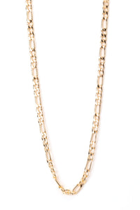Don't Chain For Anyone Necklace - Gold