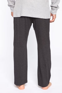 Essential Modern Fit PJ's - Charcoal