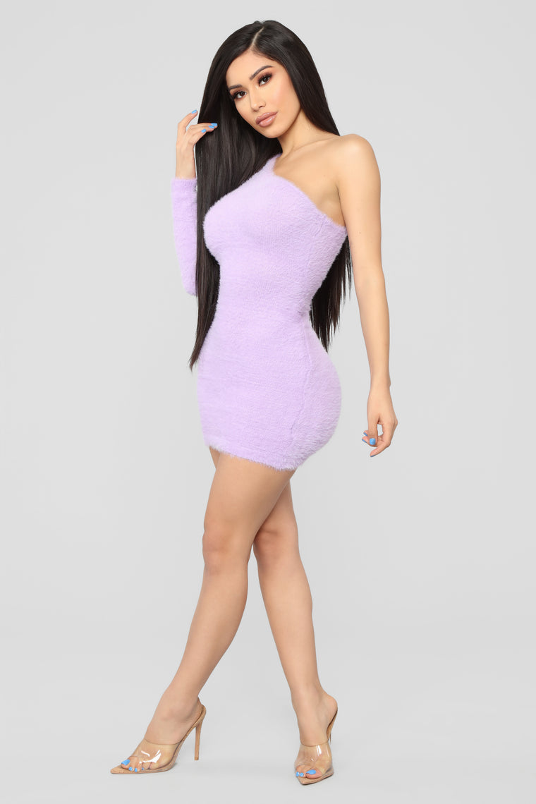 Bel Air Babe Dress - Purple