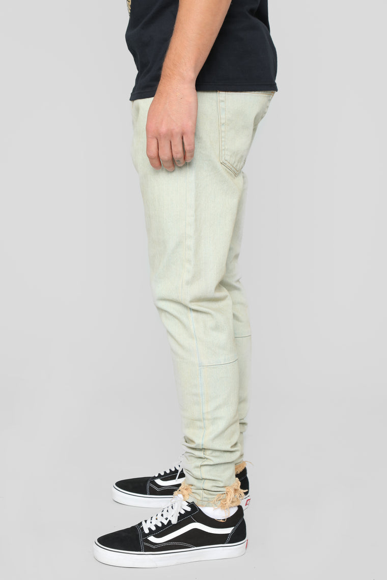 Anson Skinny Jeans - Light Fade Wash