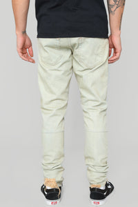 Anson Skinny Jeans - Light Fade Wash Angle 4