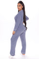Nap Time PJ Pant Set - Blue