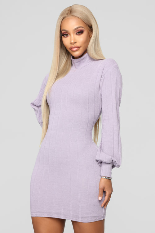 Having It Your Way Sweater Dress
