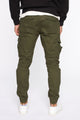 Kryptonite Cargo Pants - Olive
