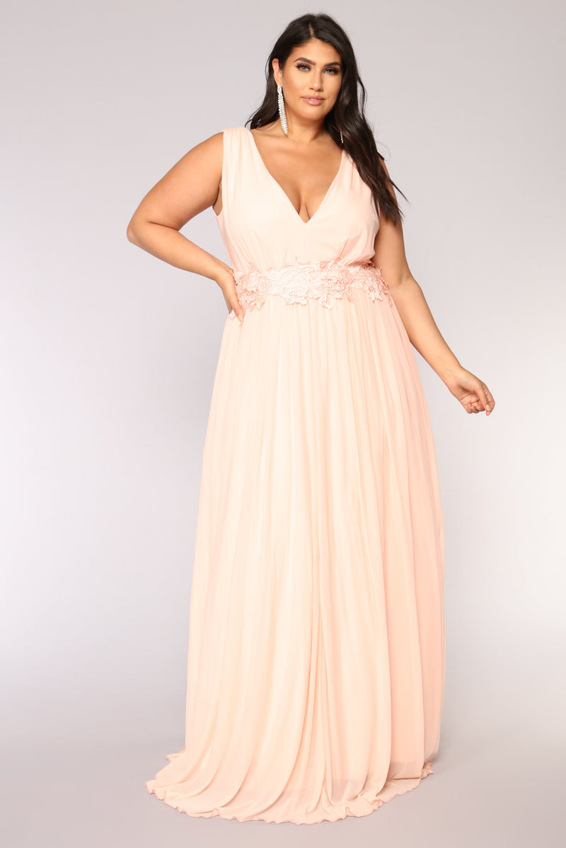 Plus Size Dresses For All White Party