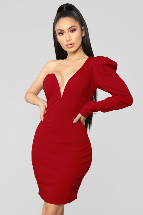 Red Mini Dresses for Cheap