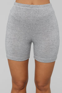 Staying Cozy Set - Heather Grey Angle 6