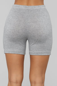Staying Cozy Set - Heather Grey Angle 8