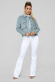 Avianna Jacket - Blue