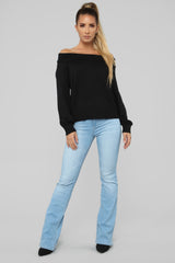 Bring It Down Flare Jeans   Light Blue Wash by Fashion Nova