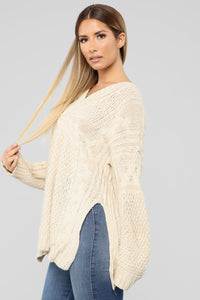 Amora Sweater - Beige