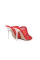 Meshin' Me Up Heeled Sandal - Red