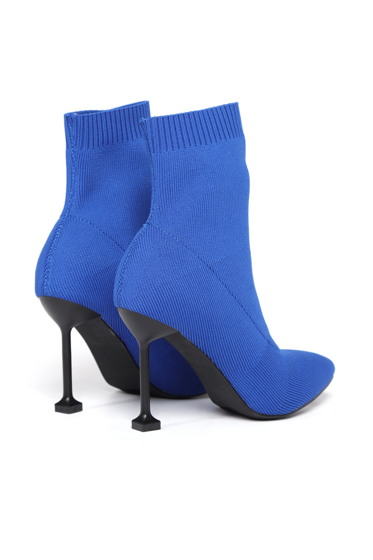 Change Is Good Bootie - Blue